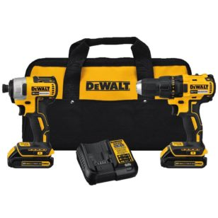 Dewalt 20v Max Compact Brushless Impact Review